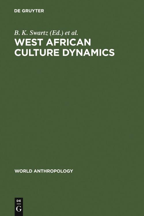 West African Culture Dynamics cover