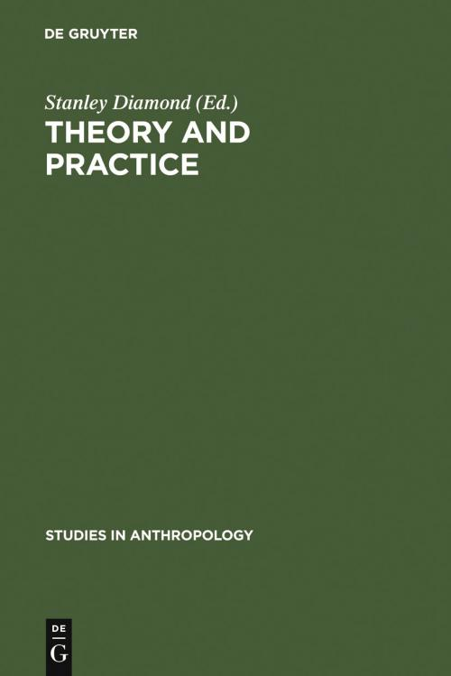 Theory and Practice cover