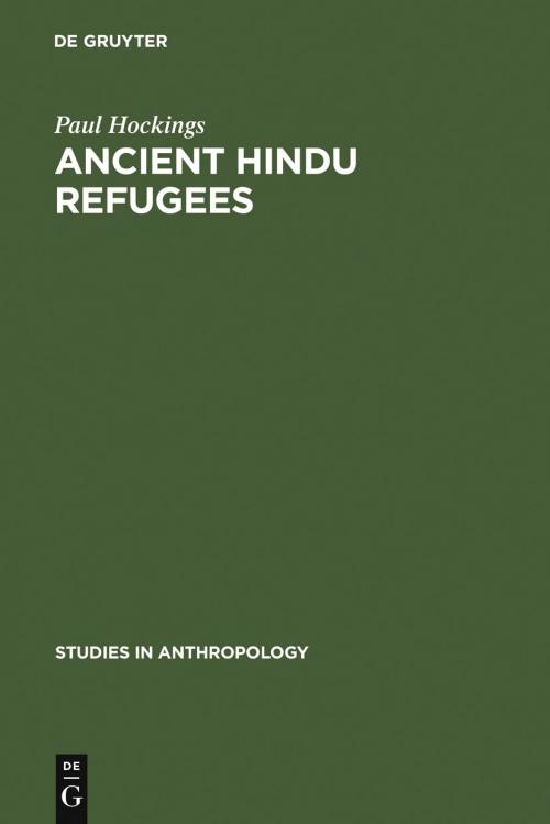 Ancient Hindu Refugees cover