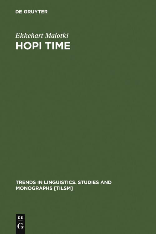 Hopi Time cover