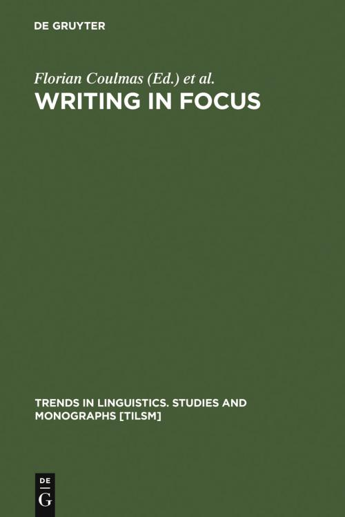 Writing in Focus cover