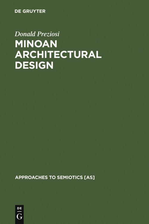 Minoan Architectural Design cover