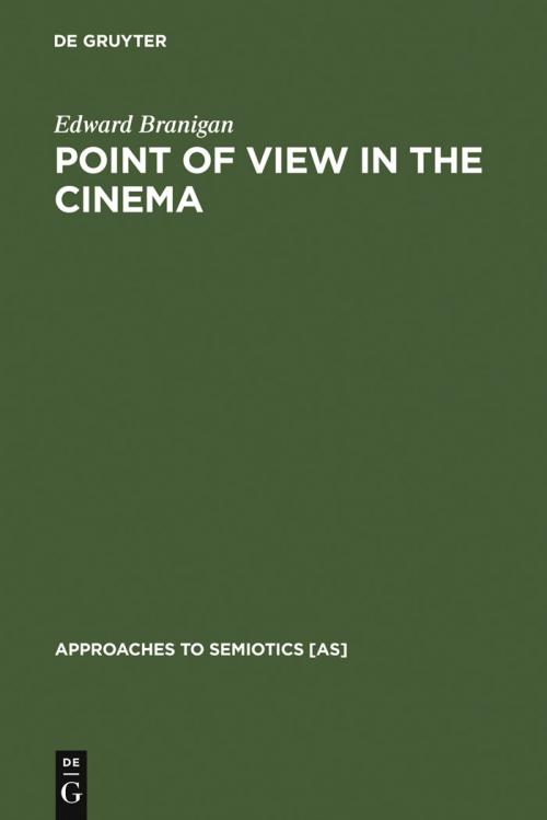 Point of View in the Cinema cover