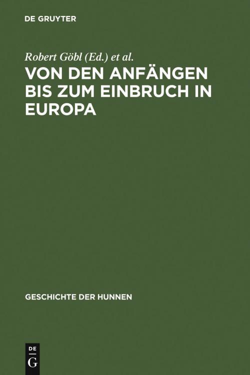 Von den Anfängen bis zum Einbruch in Europa cover