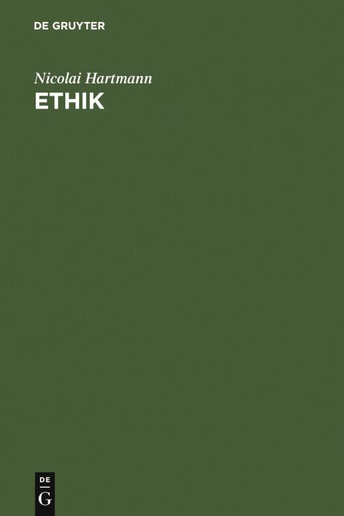 Ethik cover