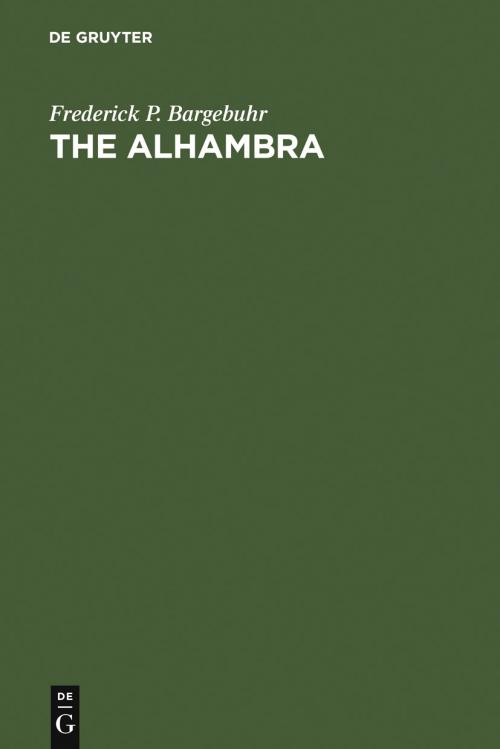 The Alhambra cover