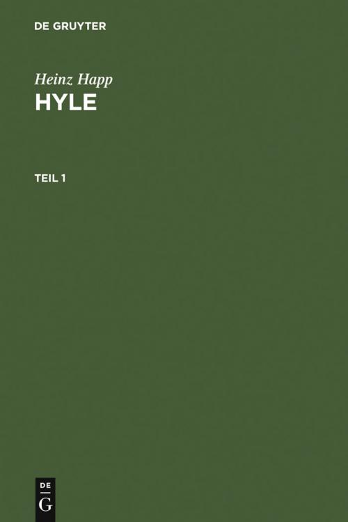 Hyle cover