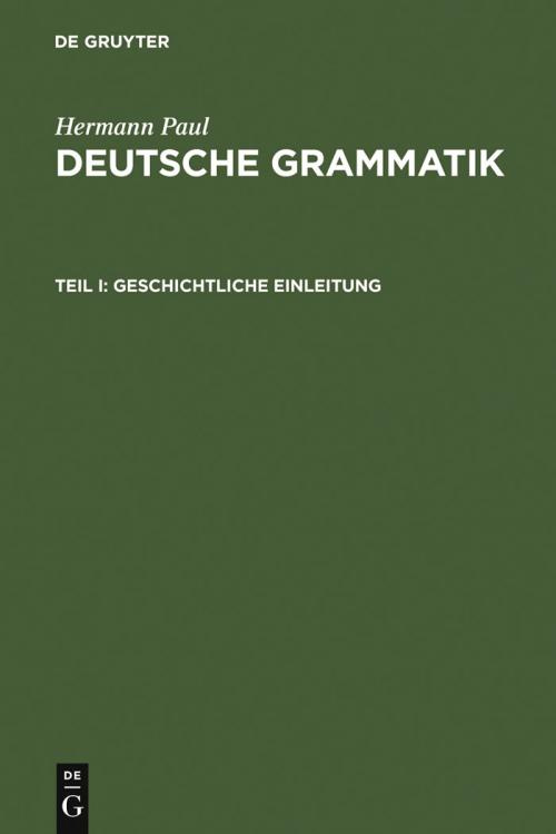 Deutsche Grammatik cover