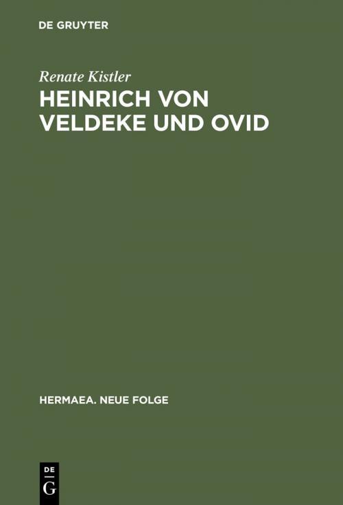 Heinrich von Veldeke und Ovid cover