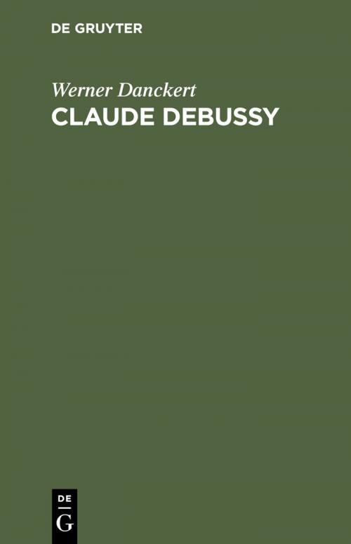 Claude Debussy cover