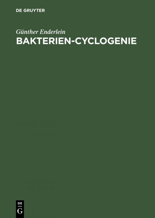 Bakterien-Cyclogenie cover