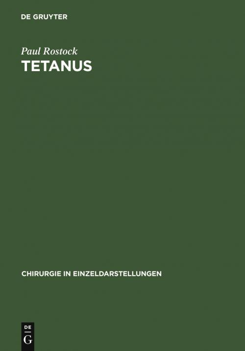 Tetanus cover