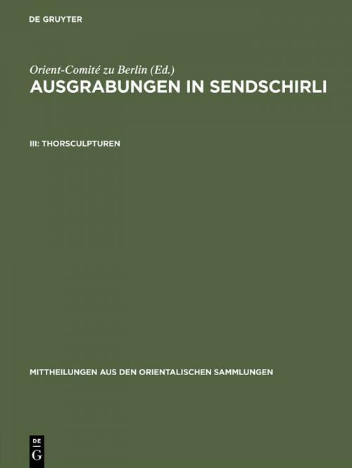Thorsculpturen cover