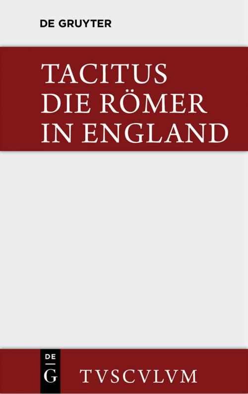 Die Römer in England cover