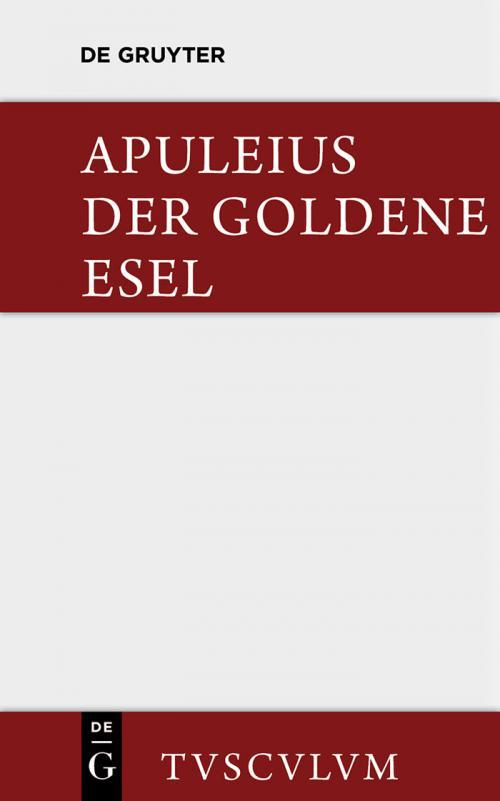Der goldene Esel cover