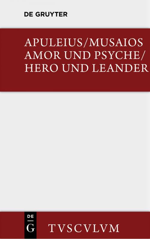Amor und Psyche / Hero und Leander cover