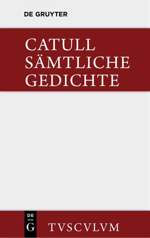 Sämtliche Gedichte cover