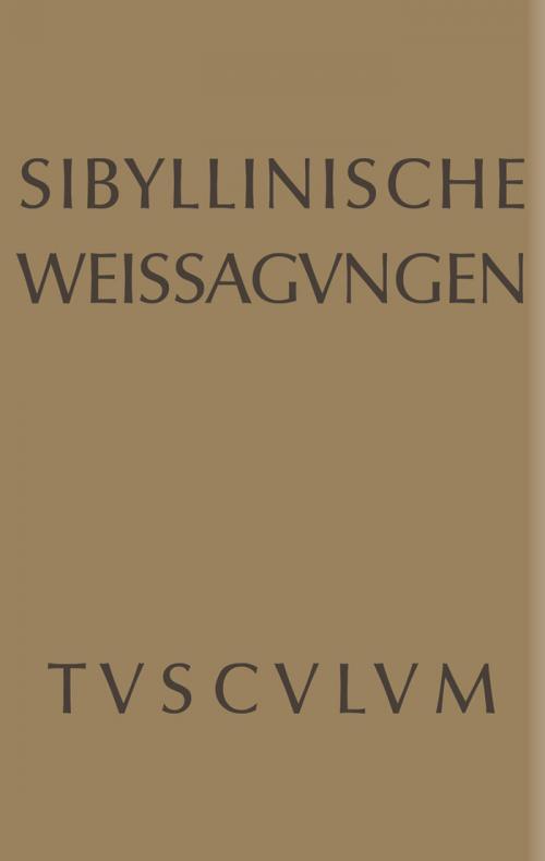 Sibyllinische Weissagungen cover