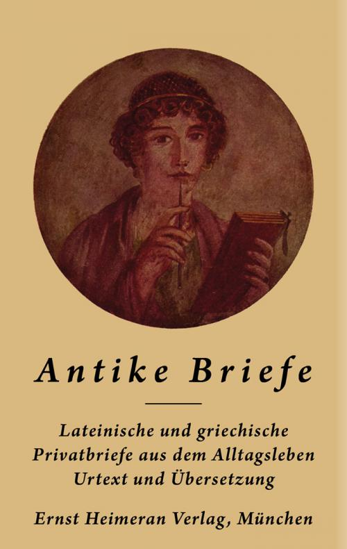 Antike Briefe cover