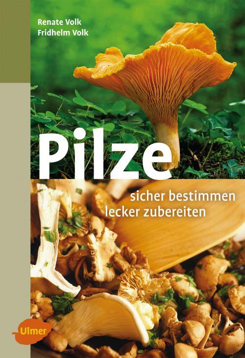 Pilze. Sicher bestimmen, lecker zubereiten cover