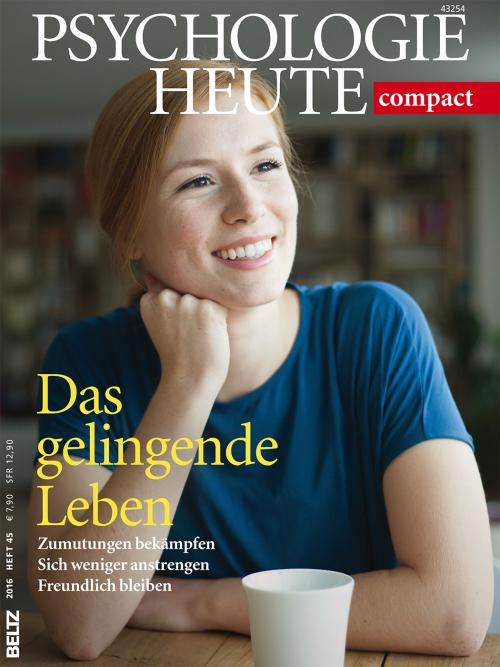 Psychologie Heute Compact 45 cover
