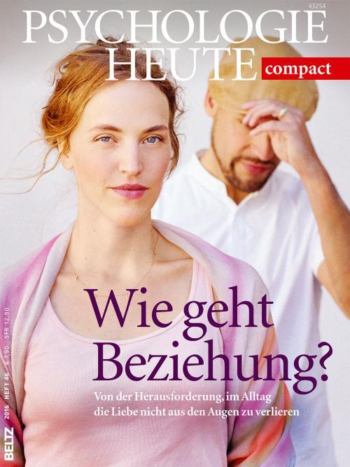 Psychologie Heute Compact 46 cover