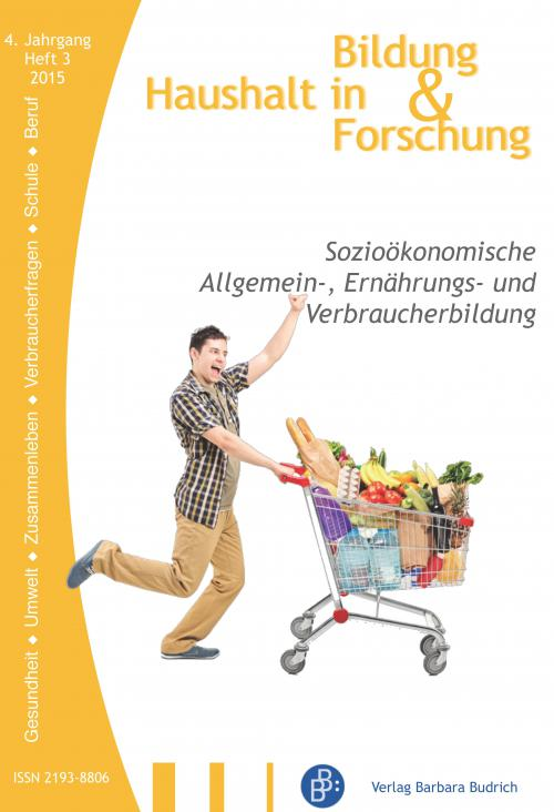 HiBiFo – Haushalt in Bildung und Forschung 3/2015 cover