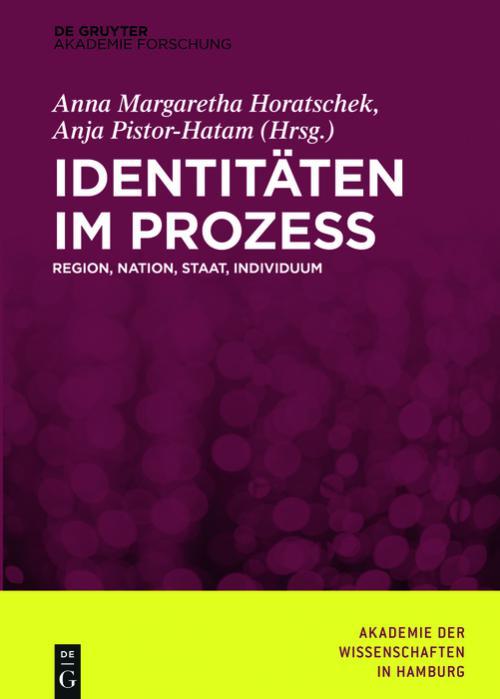 Identitäten im Prozess cover