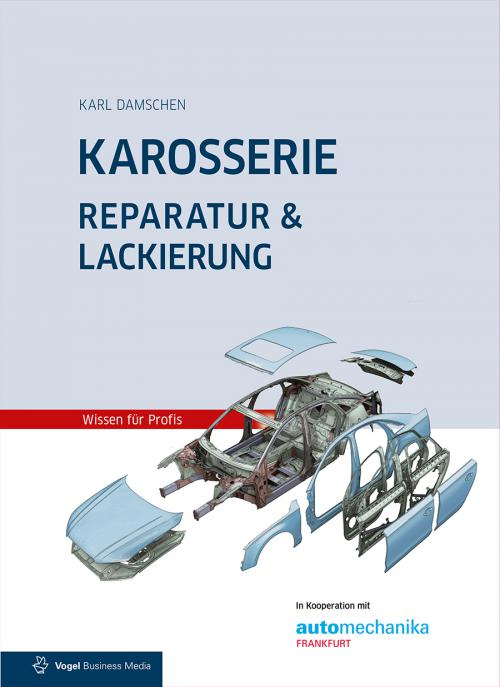 Karosserie Reparatur & Lackierung cover