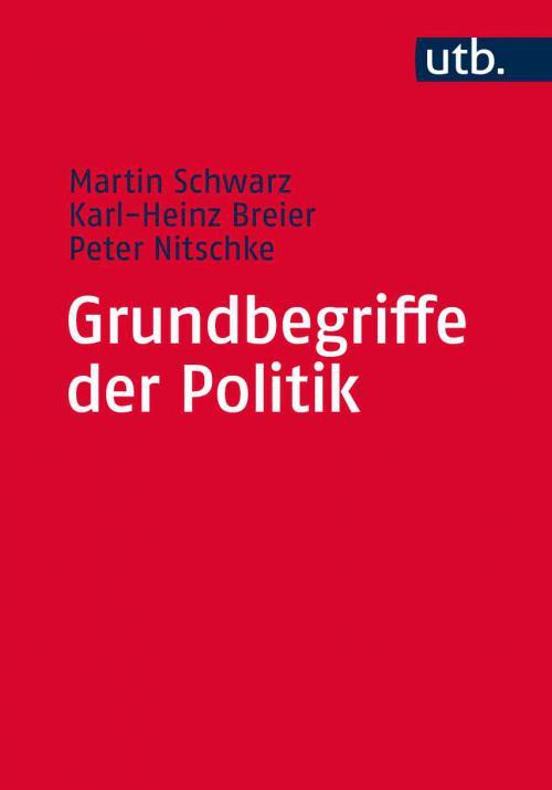 Grundbegriffe der Politik cover