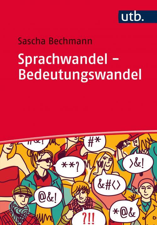 Sprachwandel - Bedeutungswandel cover