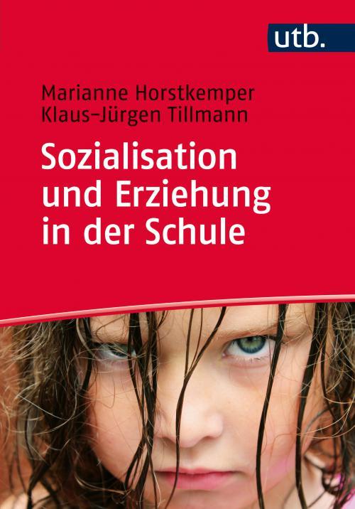 Sozialisation und Erziehung in der Schule cover