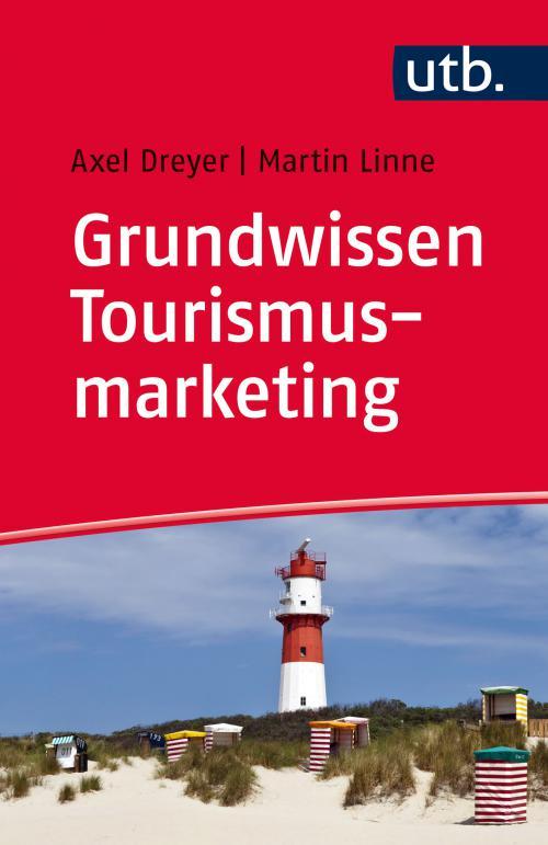 Grundwissen Tourismusmarketing cover