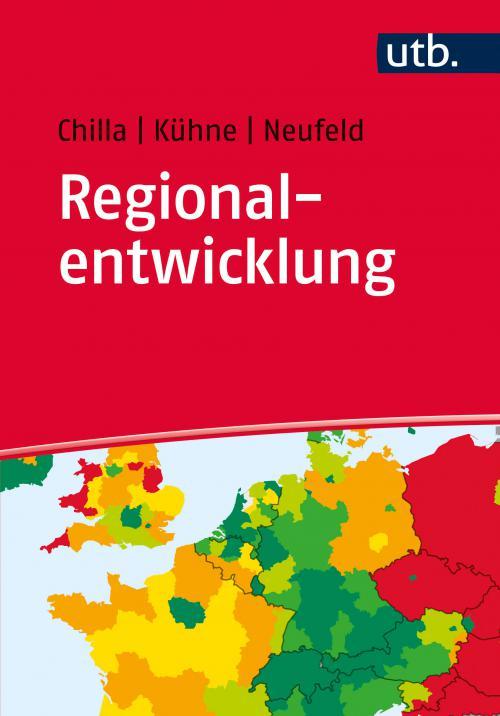 Regionalentwicklung cover
