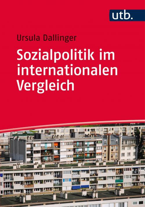 Sozialpolitik im internationalen Vergleich cover