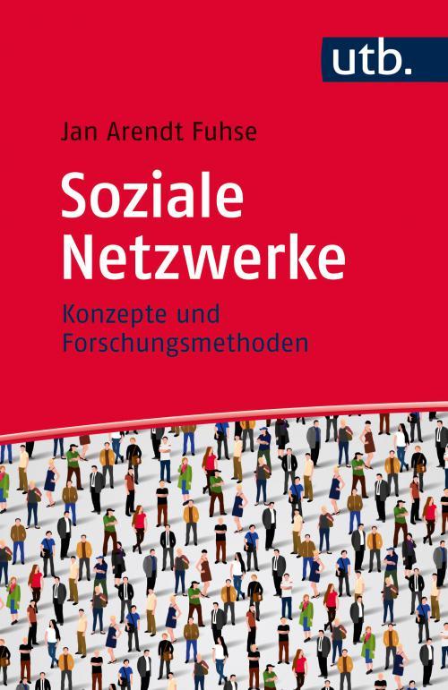 Soziale Netzwerke cover