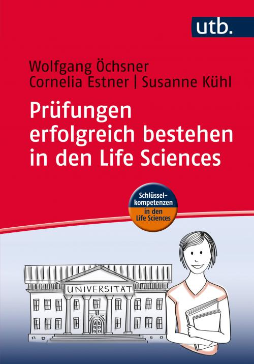 Prüfungen erfolgreich bestehen in den Life Sciences cover