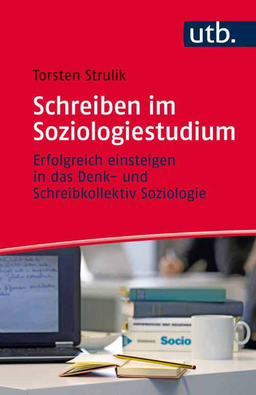 Schreiben im Soziologiestudium cover
