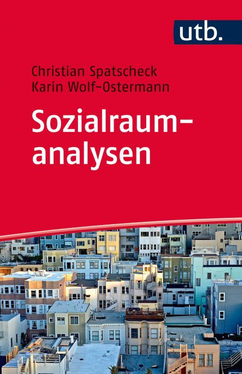 Sozialraumanalysen cover
