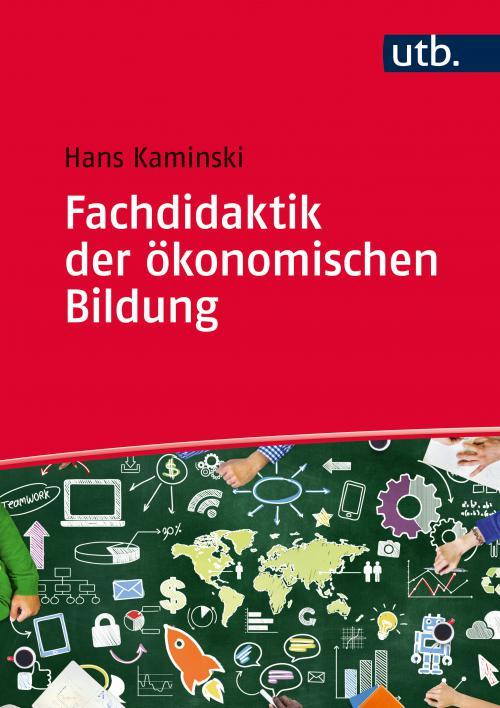Fachdidaktik der ökonomischen Bildung cover