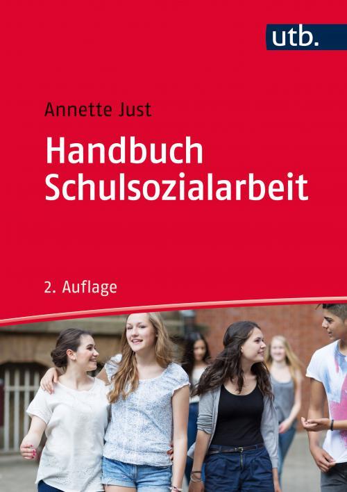 Handbuch Schulsozialarbeit cover