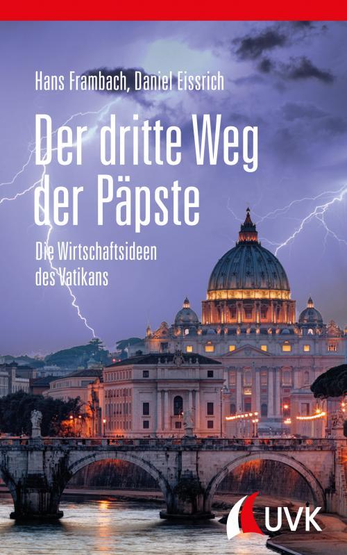 Der dritte Weg der Päpste cover