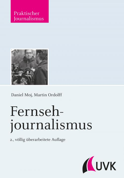 Fernsehjournalismus cover