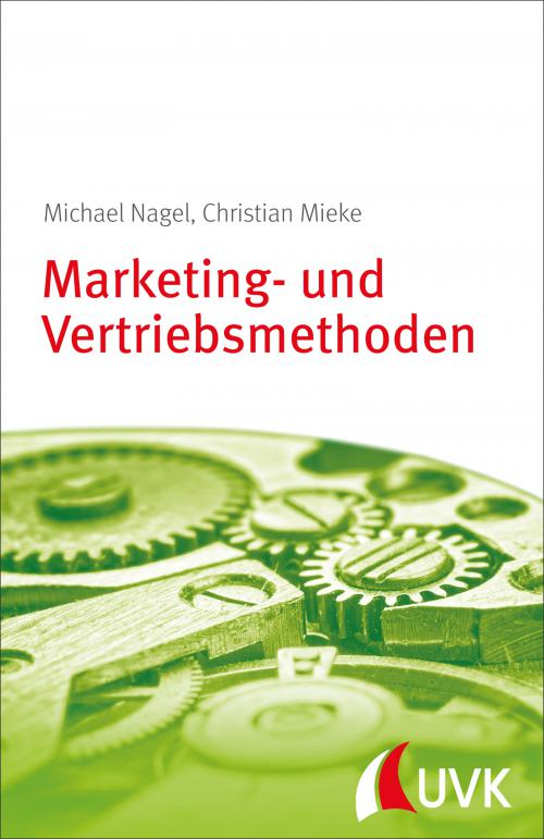 Marketing- und Vertriebsmethoden cover