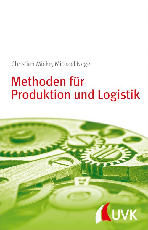 Methoden für Produktion und Logistik cover