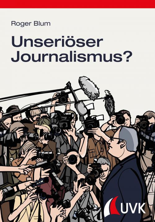 Unseriöser Journalismus? cover