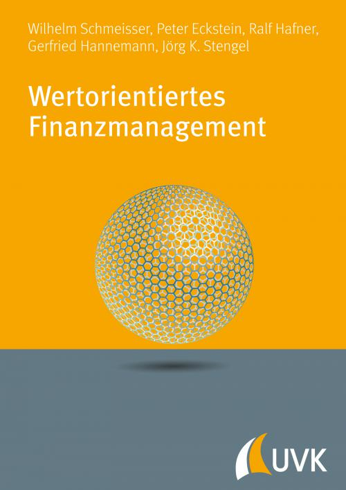 Wertorientiertes Finanzmanagement cover