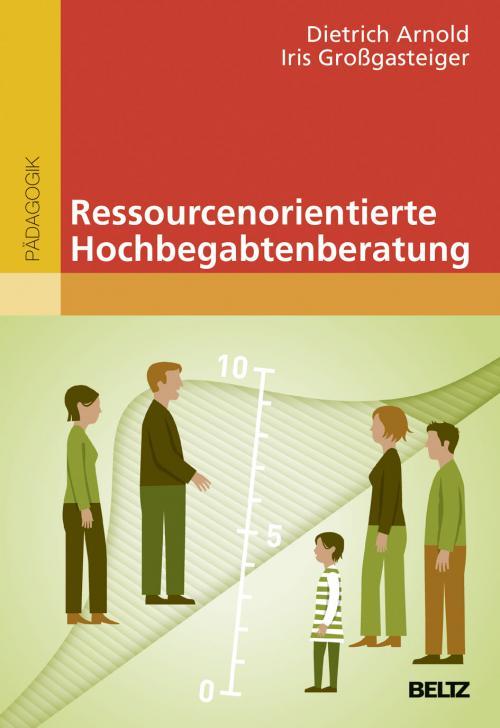 Ressourcenorientierte Hochbegabtenberatung cover