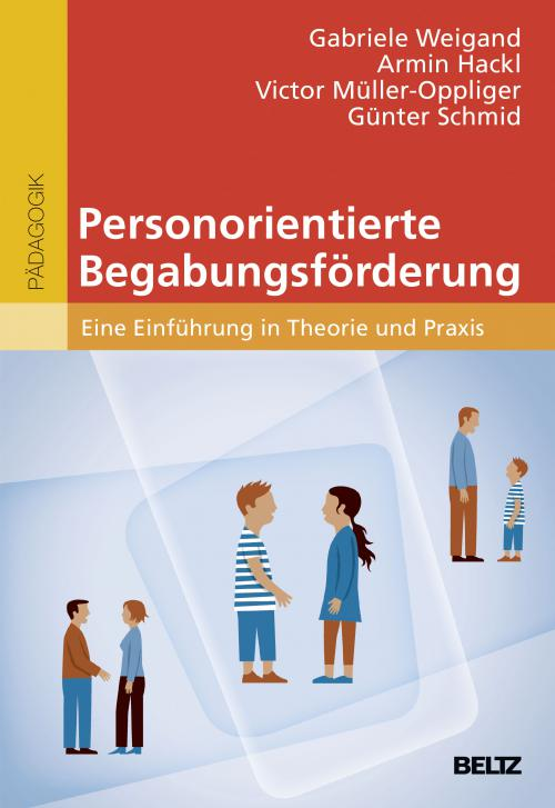 Personorientierte Begabungsförderung cover