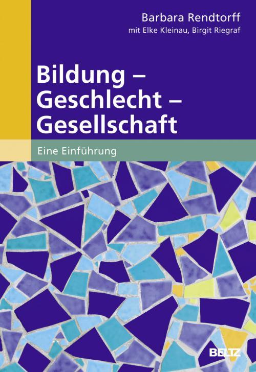 Bildung – Geschlecht – Gesellschaft cover